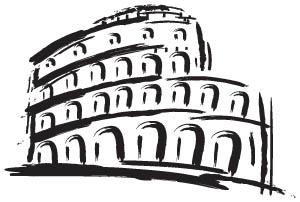 Rome graphique